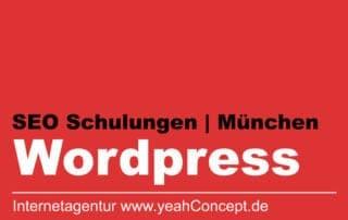 Schulungen für WordPress SEO München
