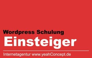 Wordpress Schulung Muenchen Anfaenger