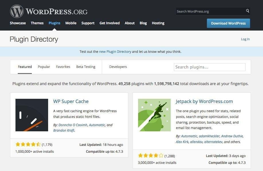 Wordpress Marketplace