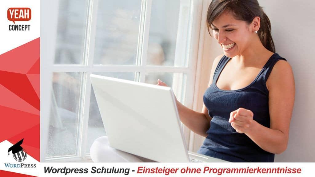 Wordpress Schulung für Einsteiger im Raum München